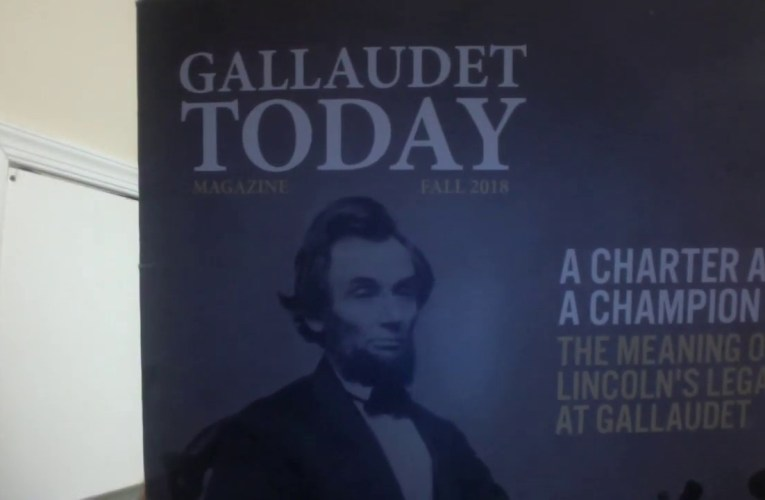 What does Gallaudet University Looks Like Today?