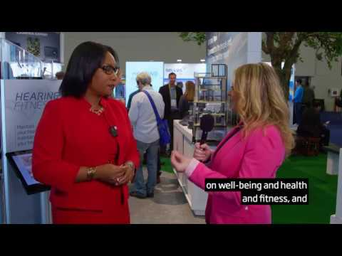 CES 2018: Sheena Oliver discusses the Oticon HearingFitness™ App, Opn™ and more with TWICE magazine