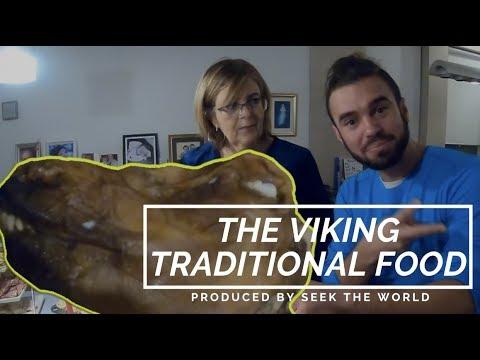 Viking Foods in Iceland: Sheep Head, Hákarl (Fermented Shark), Sheep Balls, Whale Fats, Goes on!