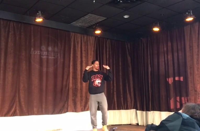 Truman Show (ASL Poem)