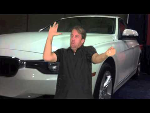 """""""Speeding for for?"""" – Keith Wann ASL Comedy"""