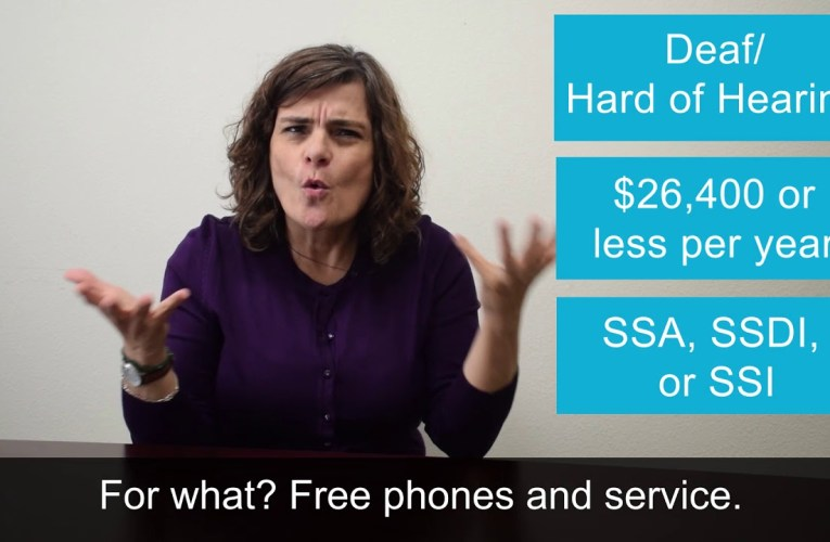 Free Phones and Services Workshop