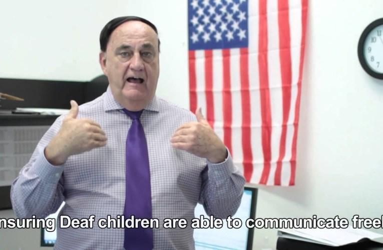 Deaf Awareness Week: Preserve ASL!