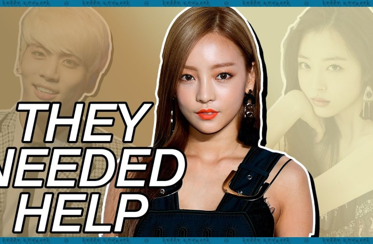 Goo Hara, Sulli, and Jonghyun Are Dead (Mental Health in South Korea)   Rikki Poynter