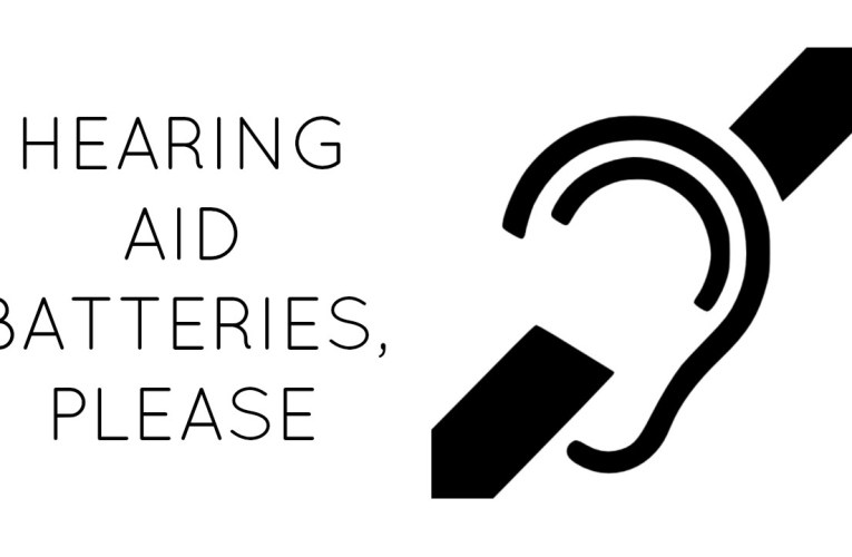 Help For Those That Need Hearing Aid & Cochlear Implant Batteries!
