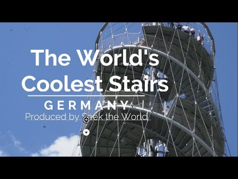 Germany: The World's Coolest Stairs