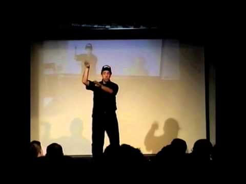 Almost Heaven in Chicago 2007 – Keith Wann ASL Comedy Song