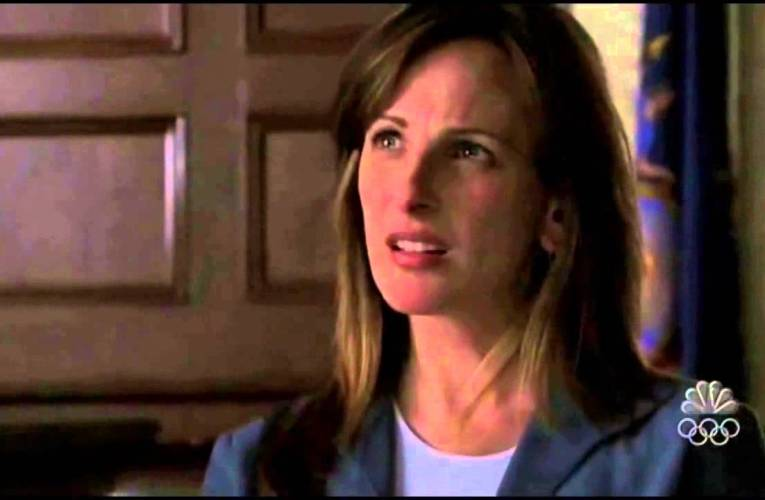 "Marlee Matlin on Law and Order SVU ""Painless"""