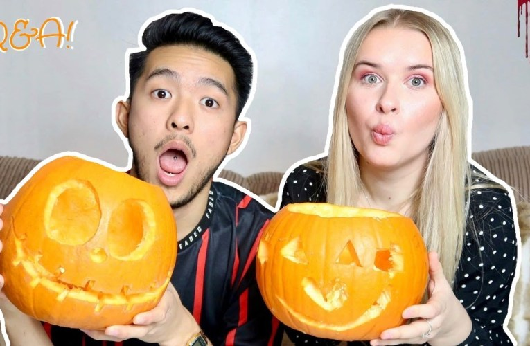 HALLOWEEN PUMPKIN TALK WITH BENNY!! *we answer your questions*