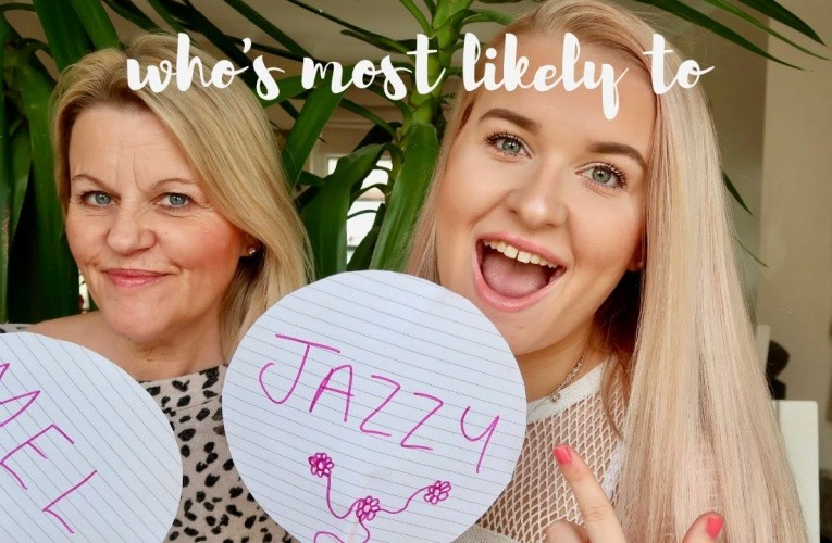 Who's Most Likely To With My Mum!