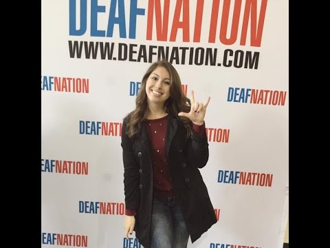 Dear Abby's Family: Deaf for Deaf roles.