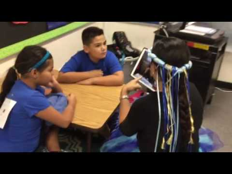 Mannequin Challenge in a 4th Grade Classroom