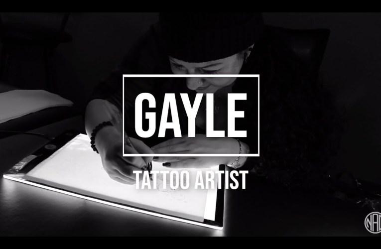 deaf@work: GAYLE