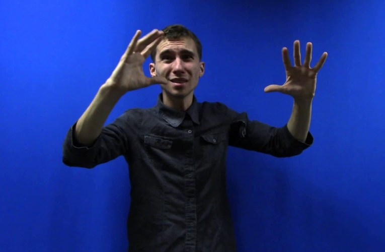 Dream (ASL Poem)