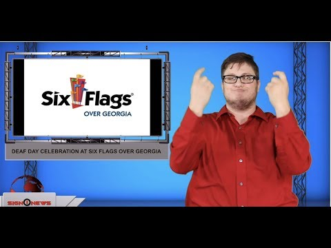 Sign1News 10.4.19 – News for the Deaf community powered by CNN in American Sign Language (ASL).