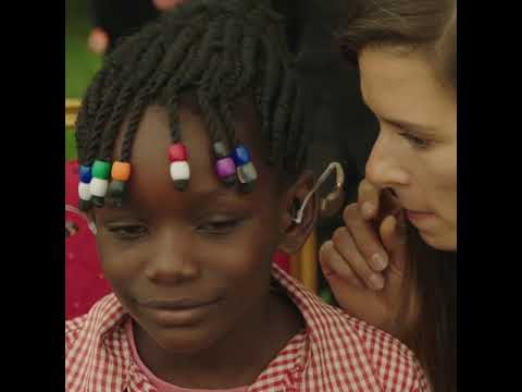 Danica Patrick and Aaron Rodgers Join Starkey Hearing Foundation in Zambia