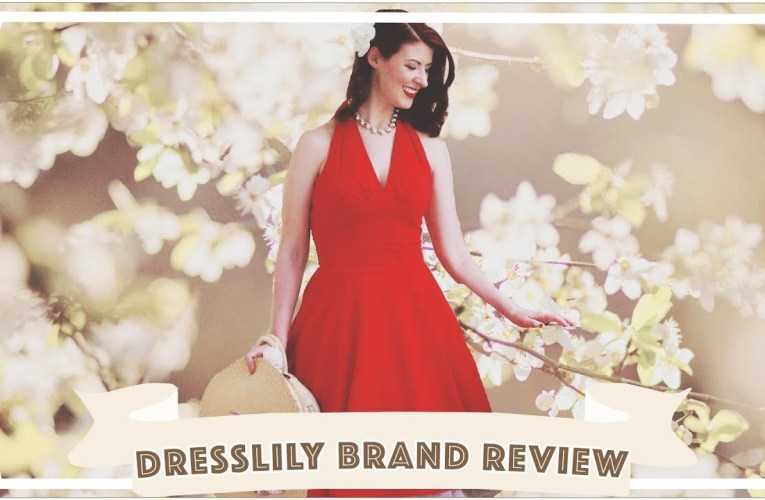 Dresslily Brand Review // Vintage Dresses // Try On