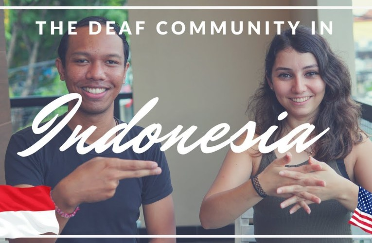 Deaf Community in Indonesia