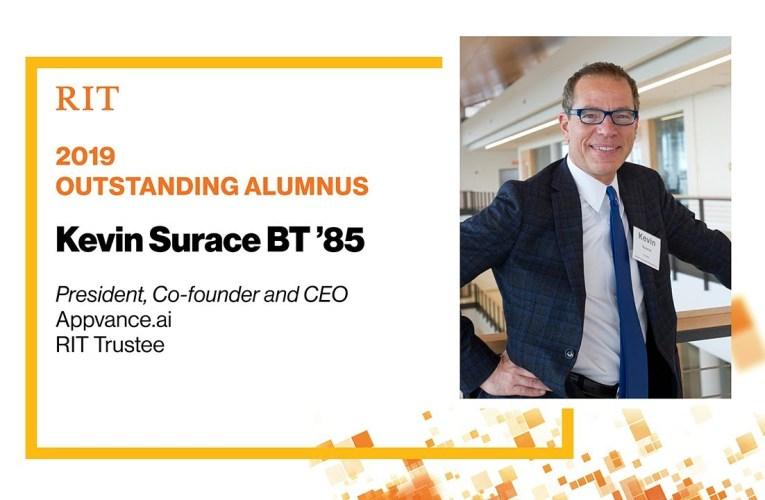 RIT 2019 Outstanding Alumnus: Kevin Surace BT '85
