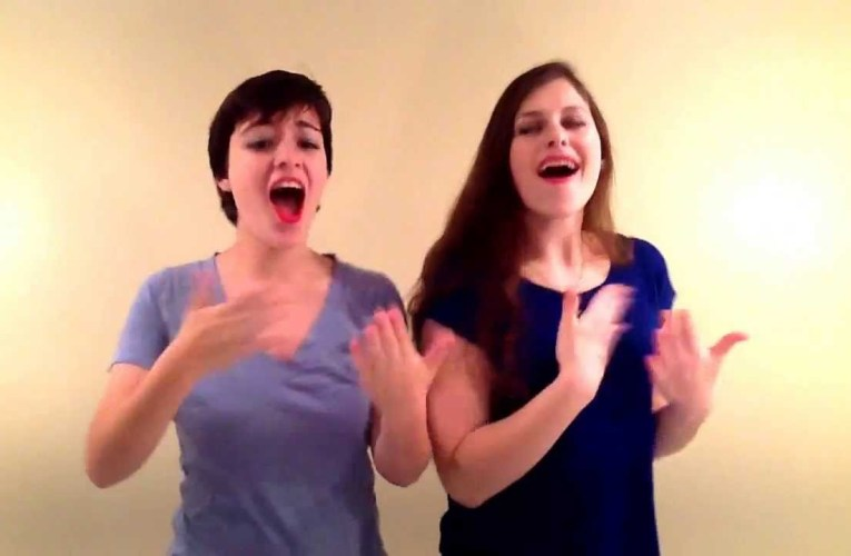 Kiss You – American Sign Language (ASL) – One Direction