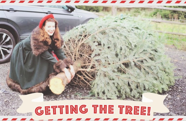 Getting the Christmas Tree! // Vlogmas 2019 Day 8