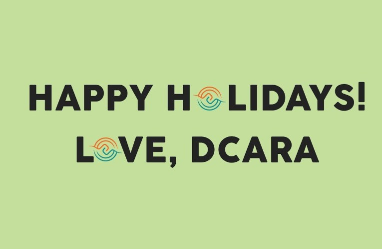 DCARA Holiday Greetings 2018