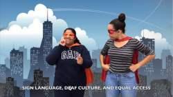 Deaf Awareness ASL School