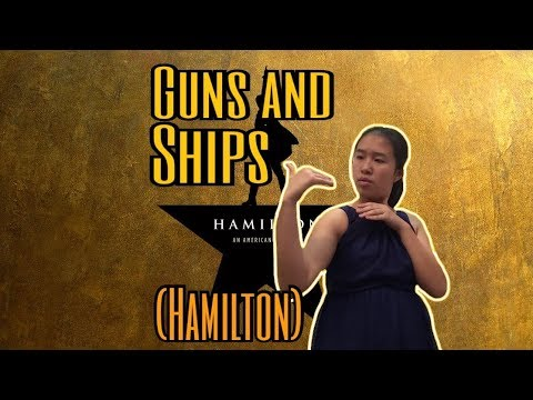 Guns and Ships (Hamilton) – ASL