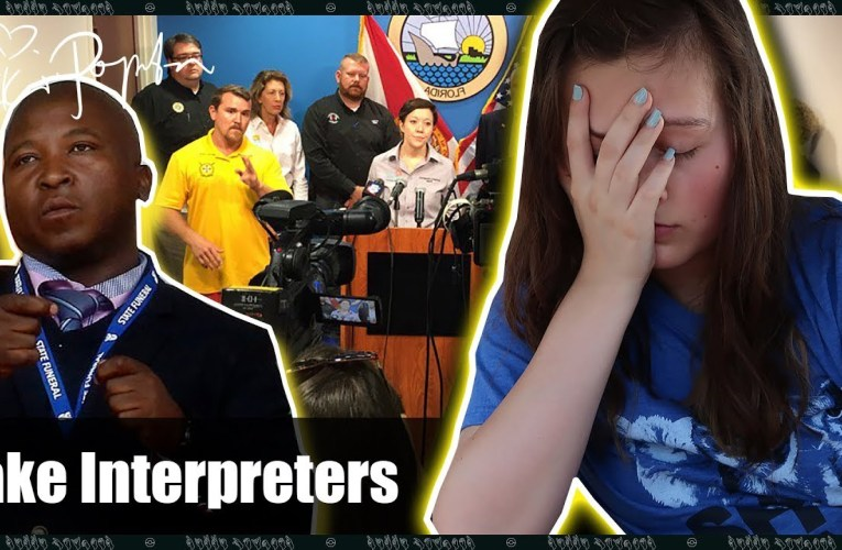 Enough With The Fake Interpreters