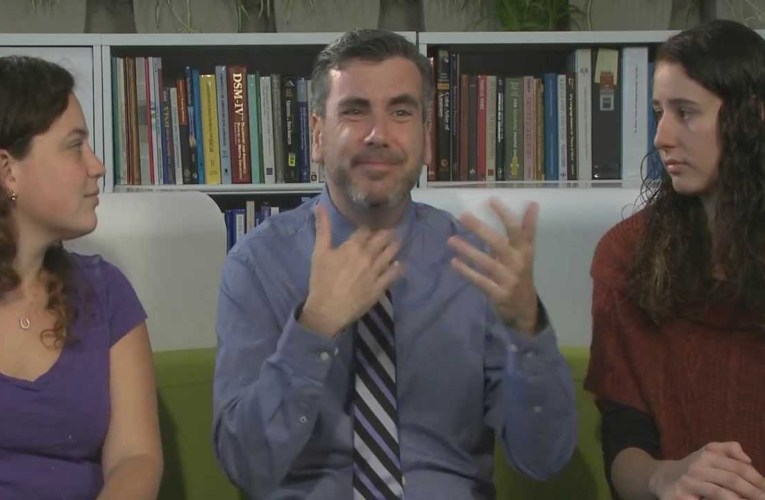 Health Care Careers for the Deaf and Hard-of Hearing:  Dr. Peter Hauser