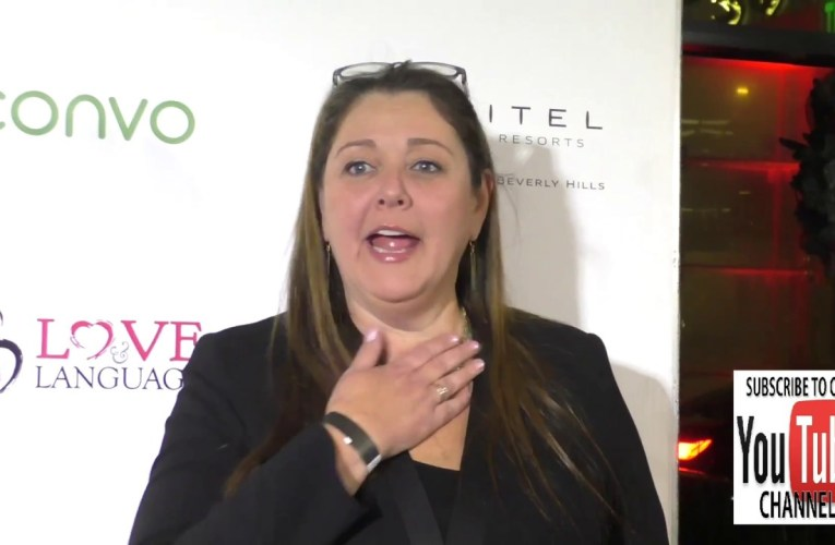 Camryn Manheim at the Nyle DiMarco Foundation Kicks Off Love And Language Campaign at the Sofitel Ho