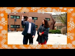 Happy Holidays from Gerry & Judy Buckley and RIT/NTID 2019