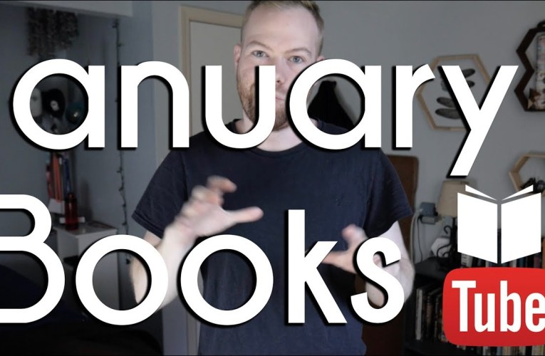 January Books Wrap Up | BookTube