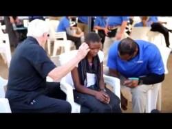 Ray Lewis and Bill Austin in Tanzania