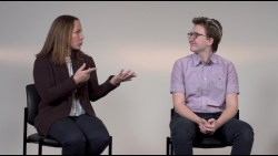 Choosing RIT for Deaf and Hard-of-Hearing Students: A Parent's Perspective.  Leah and Rachel Coleman