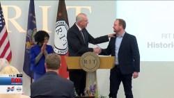 RIT on TV: Alumnus donates $50 million to RIT