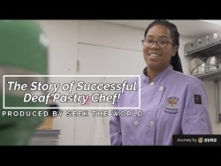 Zetta Marie's Patisserie: The Story of Successful Deaf Pastry Chef!