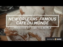 THE FAMOUS FRENCH MARKET BEIGNET & COFFEE - CAFE DU MONDE