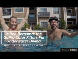 Mitch Bergsma: Explaining the GoPro Color Filters For Underwater Diving.