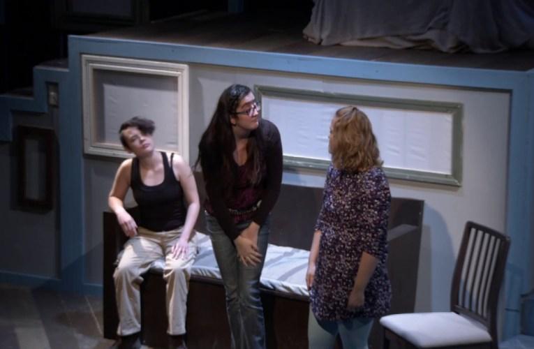 "Gallaudet University Theatre Arts Presents ""Baggage"" Spring 2019"