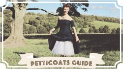 Vintage Petticoat Guide: Tips and Tricks! [CC]
