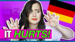 Learning German Sign Language (Deutsche Gebärdensprache) (American Sign Language) | Rikki Poynter