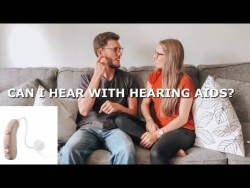 Can I Hear With My Hearing Aids?!? | Deaf and Hearing Couple