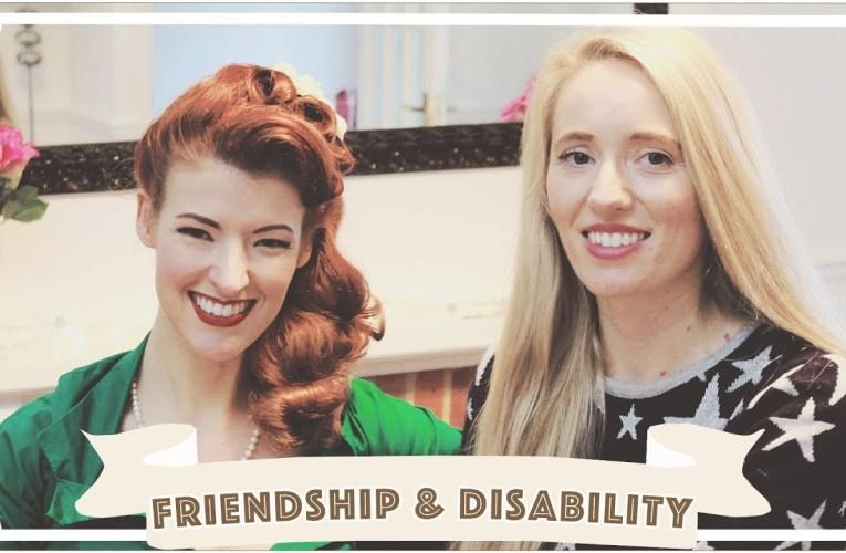 Friendship & Disability // With Gem: Wheelsnoheels [CC]
