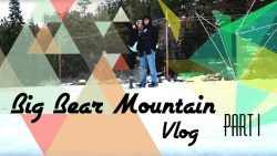DEAF AND HEARING COUPLE VLOG: BIG BEAR PART 1