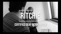 deaf@work: RITCHIE
