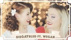 Gay AND Disabled // ft. Megan from Wegan - Part 2