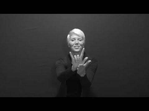 """""""Love Walks Away"""" Lauren Adelle – ASL Interpretation"""