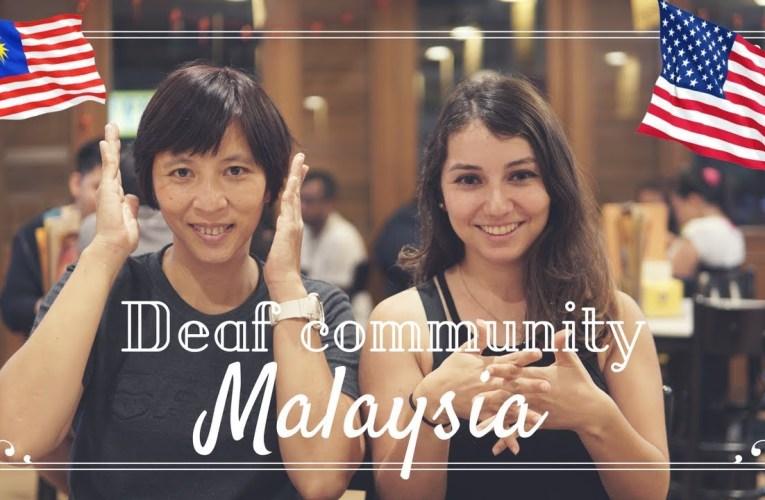 Malaysia Deaf community