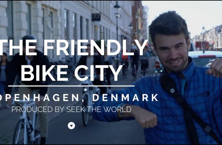 Bike City Copenhagen: This Is The Ultimate Bicycle Friendly City